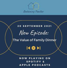 The Value of Family Dinner